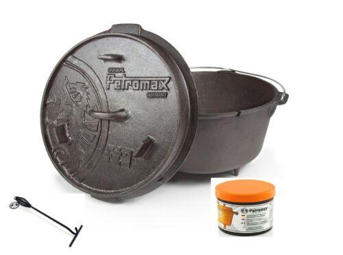 Versand Petromax Ft9 Startset mit Deckelheber und Paste incl