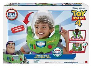 Casque Buzz Disney Toy Story 4 Jetpack Lights & Sounds 887961750539