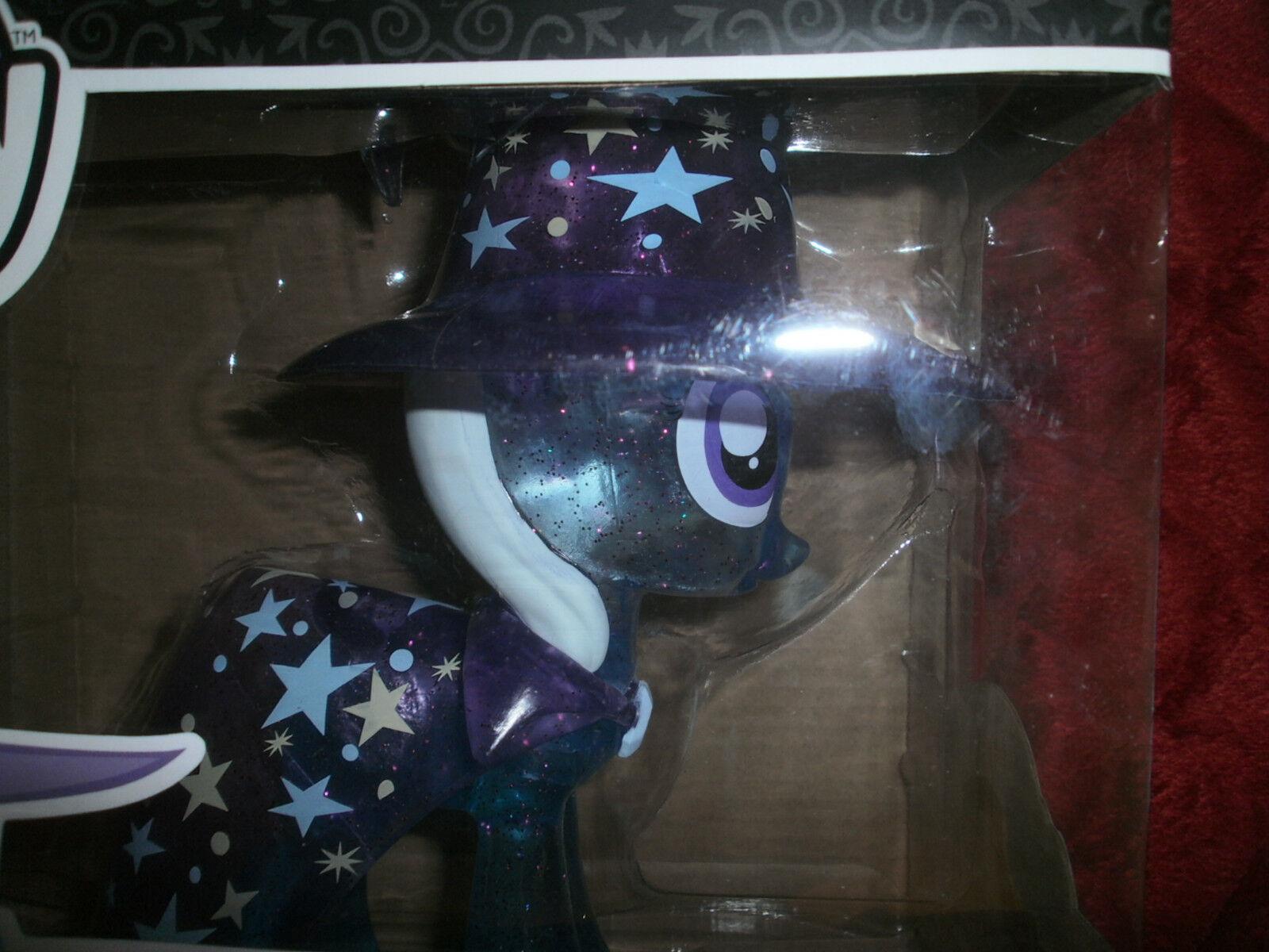 Mi Pequeño Pony FUNKO Vinilo Coleccionables Claro azul Glitter Trixie Lulamoon