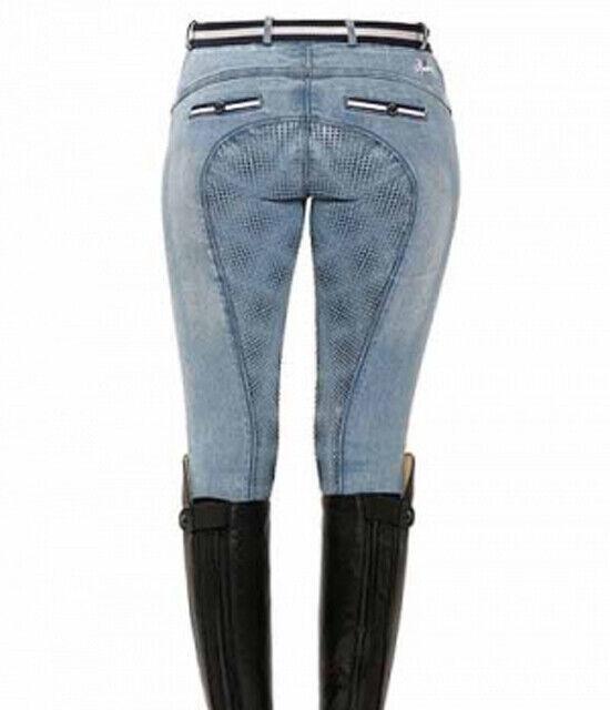 %% %% %% Spooks Reithose Damen Ricarda Jeans Full Grip%%  | Zuverlässige Qualität  | Ideales Geschenk für alle Gelegenheiten  | Elegant  48bf17
