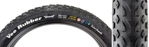 Vee Tire Mission 26X4.0 Bk Folding Nc