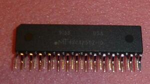 Nuevo 1PC micras MT42C4255Z-10 IC VRAM rápido página 256KX4 CMOS Zip 28-PIN Plástico