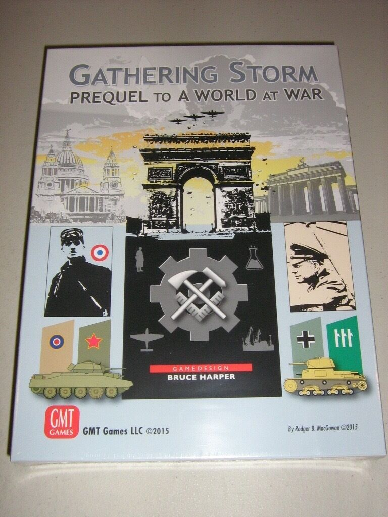 Gathering Storm  Prequel to A World at War (New)