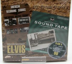 Elvis-827-Thomas-Street-90-rare-Tracks-5-CD-Neu-New