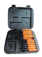 Lang Tools (3495) 12-piece Fixed Tip Combination Internal/external Snap Ring Pli