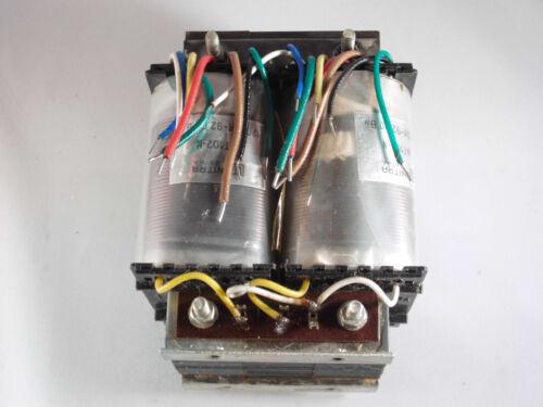 Bürkle + schöck Siemens red transformador 4am8095-0ac50-1n una fase