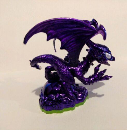 Metallic Purple 2012 NY Toy Fair Cynder Skylanders Spyro/'s Adventures Figure