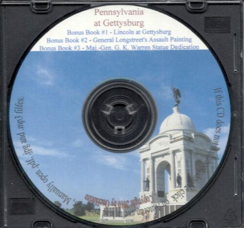 Bonus Books PA at Gettysburg Battlefield 2 Vols
