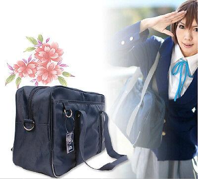 Japan Anime K-ON&Kuroko no Basuke Cosplay book bag Japanese School Bag Handbag