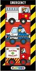 Playtown Chunky Set: Emergency by Roger Priddy (Board book, 2016)