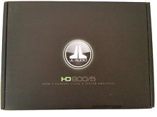 JL AUDIO HD900/5 CAR AMPLIFIER 900 WATTS RMS 5-CHANNEL WARRANTY FREE SHIPPING