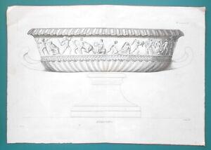 ANCIENT-VASE-at-Villa-Albani-Labors-of-Hercules-1804-Copperplate-Print