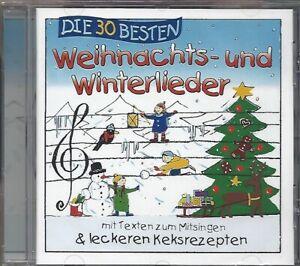 DIE-30-BESTEN-WEIHNACHTS-UND-WINTERLIEDER-CD-MIT-TEXTEN-ZUM-MITSINGEN-NEU
