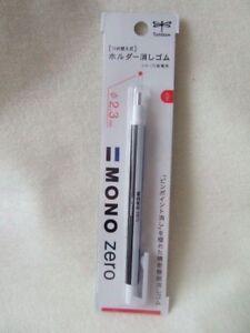 Select TOMBOW EH-KUR Mono Zero Circle Retractable Eraser 2.3mm Circle Refill