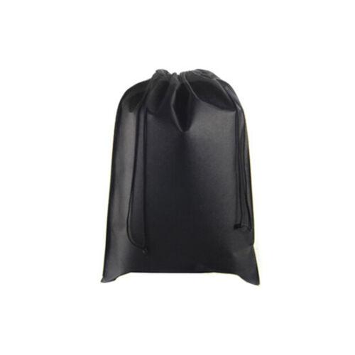 Shoes Bag Travel Storage PouchDrawstring DustBag Non-woven Party Gift 4 SizFBDC