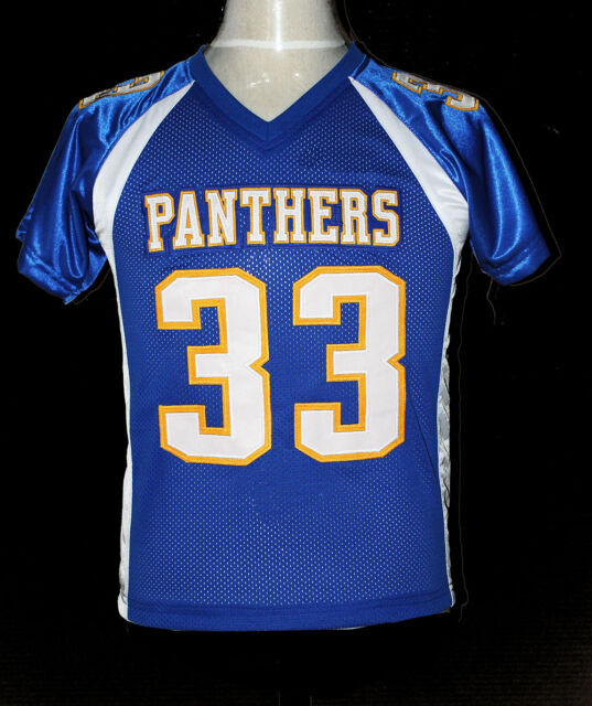TIM RIGGINS #33 JERSEY - FRIDAY NIGHT LIGHTS TV Series SEWN  NEW ANY SIZE