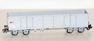 Maerklin-H0-29861-3-Hochbordwagen-Bauart-Eaos-der-SBB-NEU