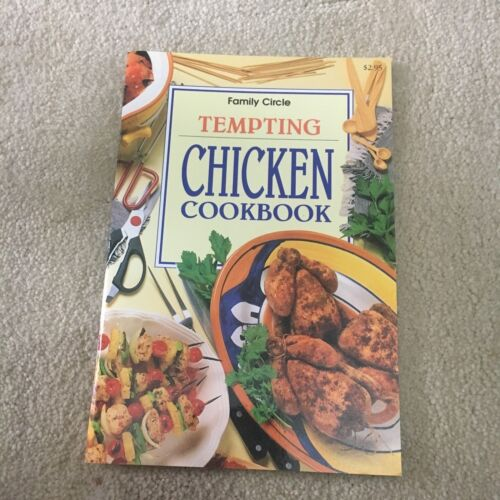 1 of 1 - FAMILY CIRCLE. TEMPTING CHICKEN COOKBOOK. 0864112300