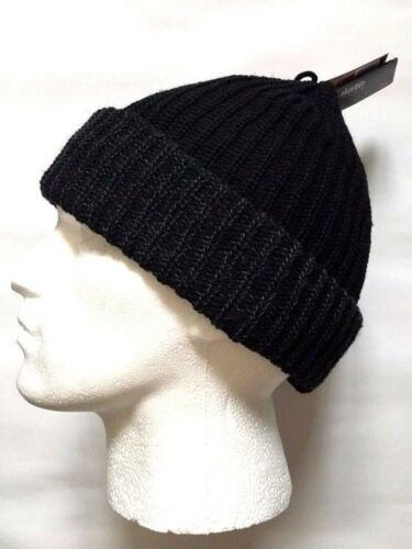 ADULT Thermal Ski Hat Knitted Turn-up Hat Warm Winter Outdoor HAT style 0925A