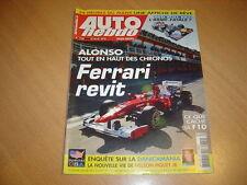 Auto hebdo N°1739 BMW X6M.Sebastien Vettel