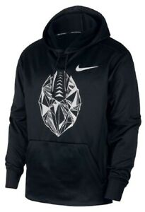 c5e2daabb7b2 Nike Big   Tall Men s Therma Football Logo Pullover Hoodie - NWT
