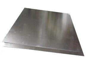 """ALUMINUM SHEET PLATE .080/"""" x 24/"""" x 48/"""" ALLOY 5052"""