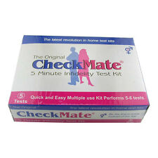 The CheckMate 5 Minute Infidelity Test Kit