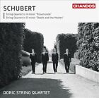 "Schubert: String Quartet ""Rosamunde""; String Quartet ""Death and the Maiden"" (CD, Sep-2012, Chandos)"