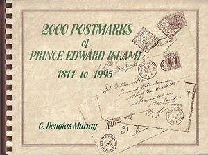 2000-Postmarks-of-Prince-Edward-Island-1814-1995-NEW