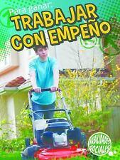 Para Ganar: Trabajar Con Empeno (Winning by Working) (Destrezas Social-ExLibrary