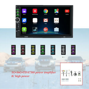 Android-8-1-wifi-Internet-access-Car-Radio-GPS-Navigation-Multimedia-MP5-Player