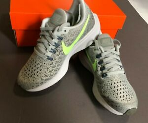 new concept 45fda c07ca Details about Nike Air Zoom Pegasus 35 Big Kids Running Shoes Youth Size 1  2 3 4 NEW