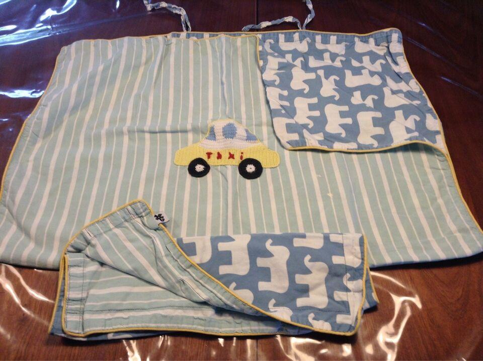 Sengetøj, Sengetøj til babydyne, Sebra