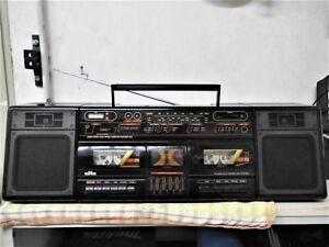 Elta-6870-Jumbo-Ghettoblaster-3Band-Stereo-Radio-Recorder-Vintage-Rare