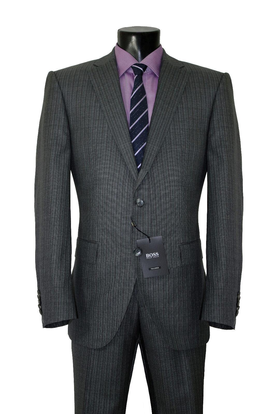 HUGO BOSS TAILOROT Anzug Geschäft-Anzug T-Howard5/Court6  Gr. 48 NEU