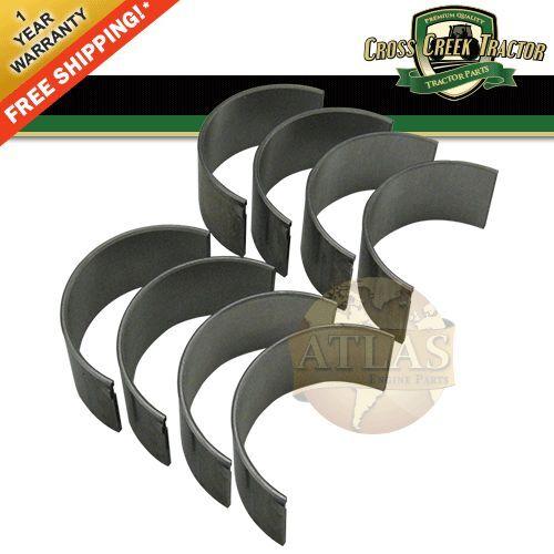 B444 B4449SASTD NEW Ford Rod Bearing Set 4 Cyl STD 1A-377 20A-490 B4449SA.STD