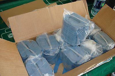 "CRL Blue 1//16/"" x 3-1//2/"" Plastic Horseshoe Shims 100 Pack PHS16"