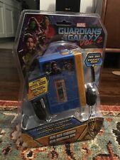 Marvel Guardians of The Galaxy Vol 2 Mini Mp3 Boombox Kids Toys Walkman