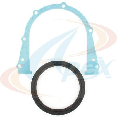 Apex Gasket ABS100 Rear Main Bearing Seal Set 12 Month Limited Warranty