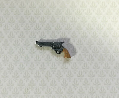 Dollhouse Miniature Metal Western Guns Pistols 1:12 scale Z124 Dollys Gallery