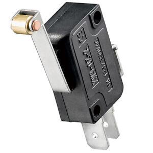 Microschalter-Endschalter-Mikro-1-polig-Hebel-mit-Rolle-Naeherungsschalter