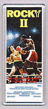 ROCKY II (2) movie poster LARGE 'wide' FRIDGE MAGNET - STALLONE!