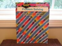Math Problem Solving 4-5 : Inventive Exercises To Sharpen Skills And Raise Achie