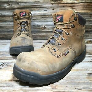 RED WING SHOES King Steel Toe 2240