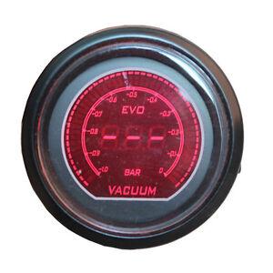 Universal-2-034-52mm-Blue-Red-Turbo-Vacuum-Car-Digital-LED-Light-Gauge-Meter