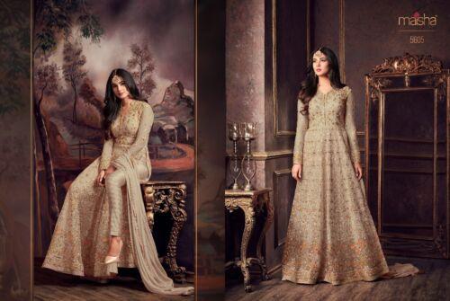 Salwar Kameez Suit  Indian Designer Anarkali Dress Pakistani Bollywood Ethnic FM