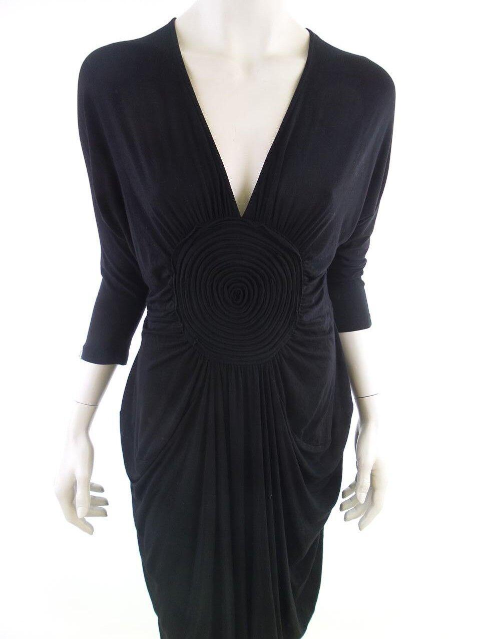 Day Birger Et Mikkelsen Größe XL Modal dress schwarz