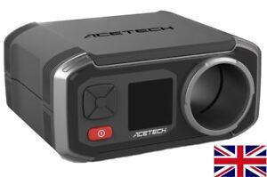 Belle Airsoft Shooting Chrono Chronographe Xcortech New X3200 Ac6000 Acetech Bb Testeur-afficher Le Titre D'origine