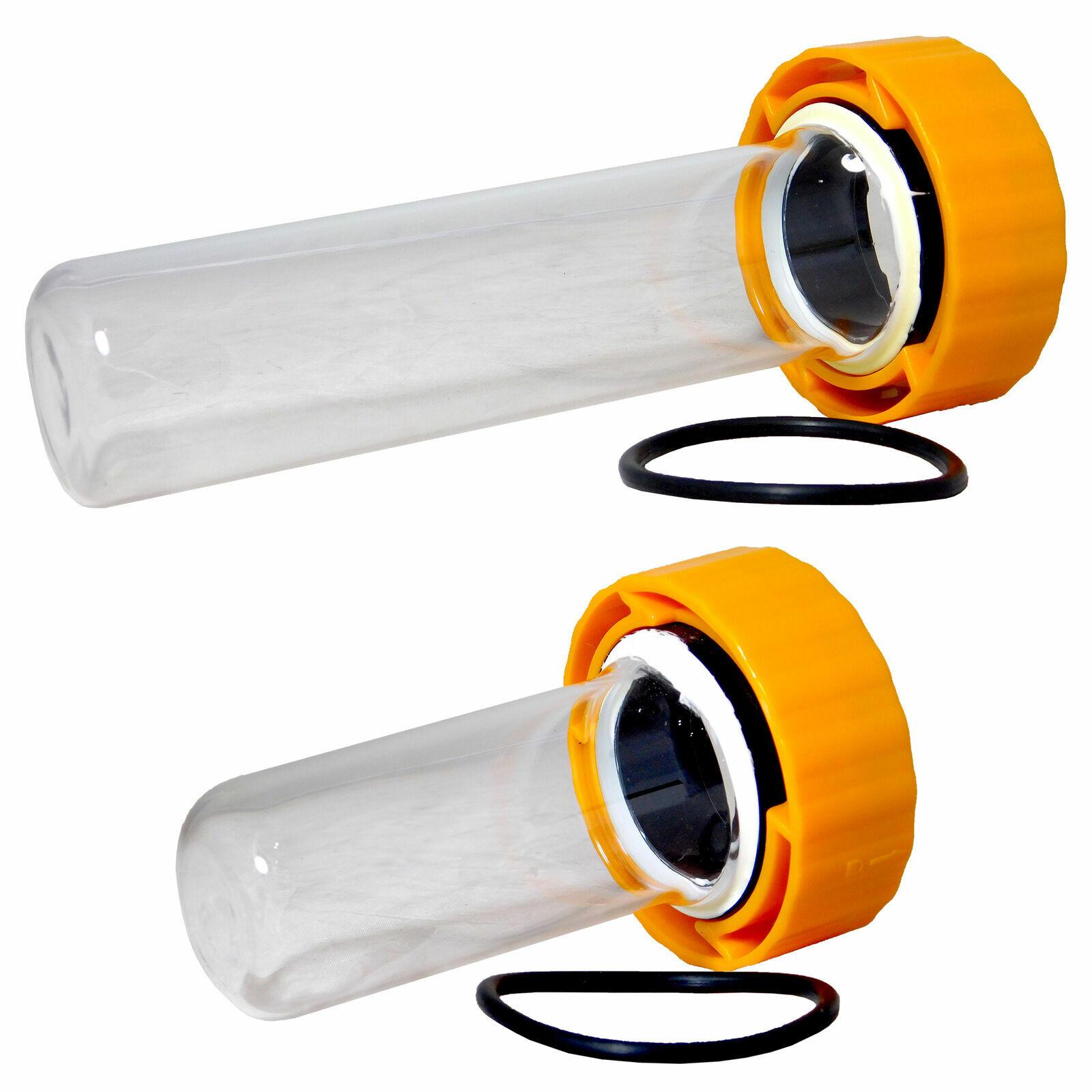 BLAGDON INPOND UVC REPLACEMENT QUARTZ SLEEVE SET 5W - 9W Glass & Seal