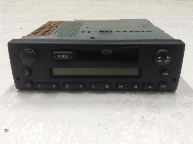 Land Rover Freelander 1 Radio